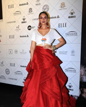 Aditi Rao Hydari - Photos: Elle Beauty Awards 2018 & Red Carpet at Taj Land's End