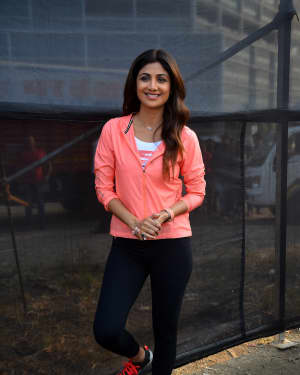 Shilpa Shetty - Photos: Celebs at The Skechers Walkathon in BKC | Picture 1603654