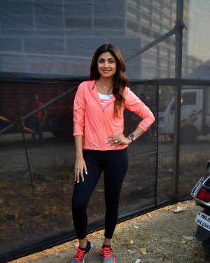 Shilpa Shetty - Photos: Celebs at The Skechers Walkathon in BKC | Picture 1603651