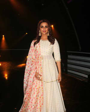Parineeti Chopra - Photos: Celebs on the sets of Indian Idol at Yashraj studio