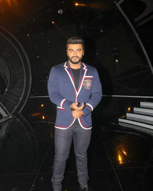 Arjun Kapoor - Photos: Celebs on the sets of Indian Idol at Yashraj studio