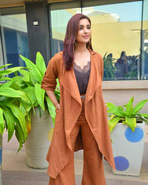 Parineeti Chopra - Photos: Media Interaction for film Namaste England at Novotel | 1604237