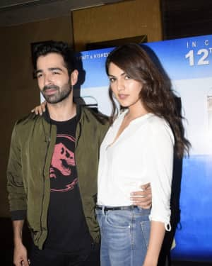 Photos: Screening of film Jalebi at pvr icon