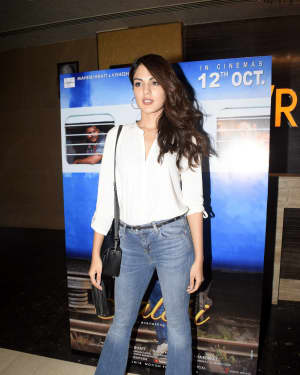 Rhea Chakraborty - Photos: Screening of film Jalebi at pvr icon | 1604448