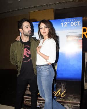 Photos: Screening of film Jalebi at pvr icon | 1604443