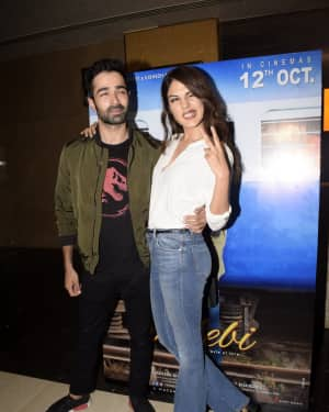 Photos: Screening of film Jalebi at pvr icon | 1604440