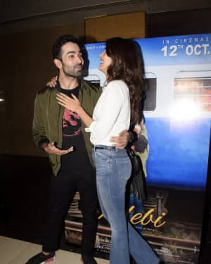 Photos: Screening of film Jalebi at pvr icon | 1604442