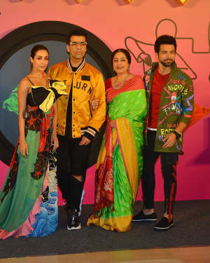 Photos: Launch of India's got talent at Trident