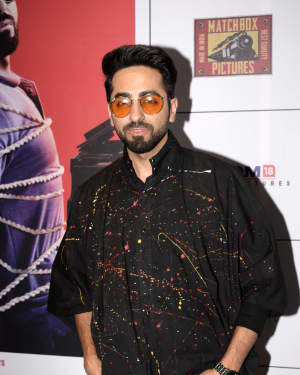 Ayushmann Khurrana - Photos: Success Party of Film Andhadhun | Picture 1604878
