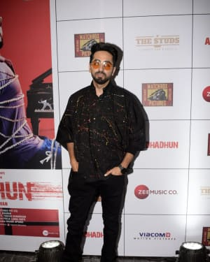 Ayushmann Khurrana - Photos: Success Party of Film Andhadhun | Picture 1604879