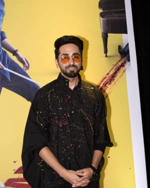 Ayushman Khurana - Photos: Success Party of Film Andhadhun