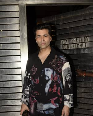 Karan Johar - Photos:  Zoya Akhtar's birthday party at bandra