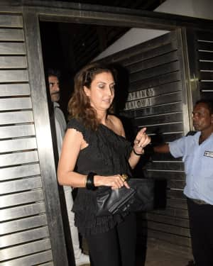 Photos:  Zoya Akhtar's birthday party at bandra
