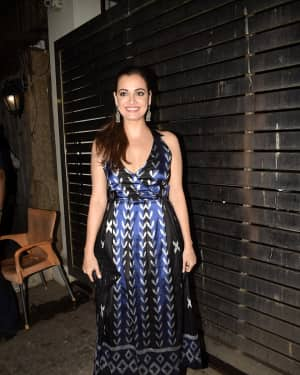 Dia Mirza - Photos:  Zoya Akhtar's birthday party at bandra