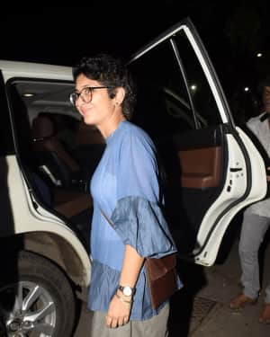Kiran Rao - Photos:  Zoya Akhtar's birthday party at bandra