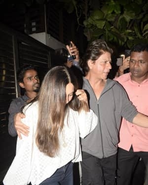 Shahrukh Khan - Photos:  Zoya Akhtar's birthday party at bandra