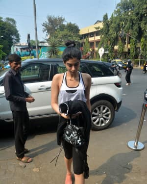 Photos: Khushi Kapoor Spotted At Bastian