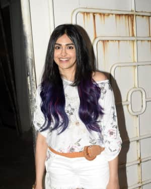 Adah Sharma - Photos: Namaste England Screening At Sunny Sound