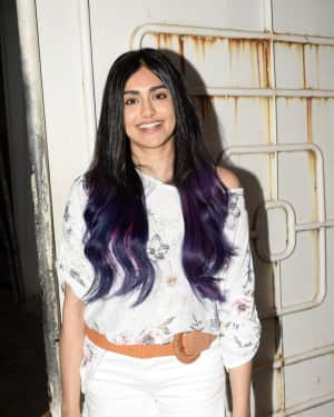 Adah Sharma - Photos: Namaste England Screening At Sunny Sound | 1607524