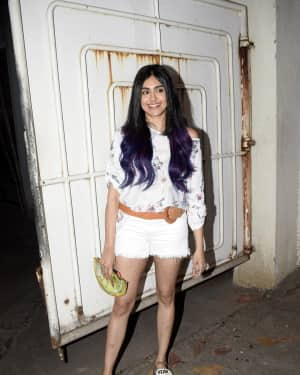 Adah Sharma - Photos: Namaste England Screening At Sunny Sound | 1607526