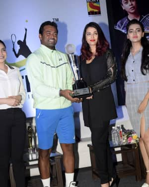 Photos: Aishwarya Rai & Leander Paes Inaugurate India's First Tennis Premier League
