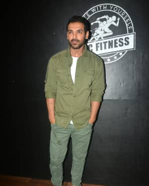 John Abraham - Photos: Launch of Vinod Channa's VC Fitness at Khar