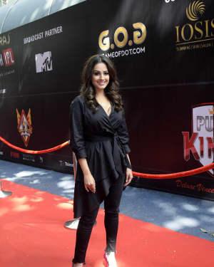 Anita Hassanandani - Photos: Opening ceremony of Indian Poker League season 3