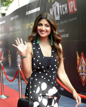 Shilpa Shetty - Photos: Opening ceremony of Indian Poker League season 3