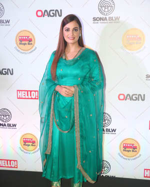 Dia Mirza - Photos: 7th Edition of Magic Bus Benefit Dinner