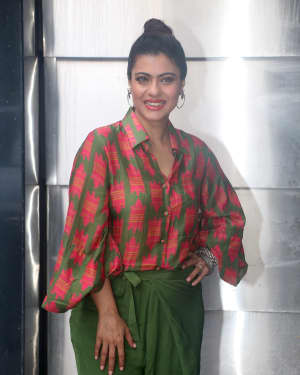 Kajol - Photos: Recording of NofilterNeha at Khar