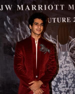 Ishaan Khattar - Photos: Red Carpet for Manish Malhotra new collection Haute Couture