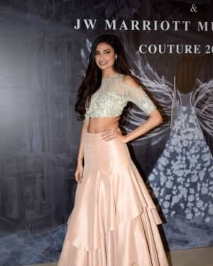 Athiya Shetty - Photos: Red Carpet for Manish Malhotra new collection Haute Couture