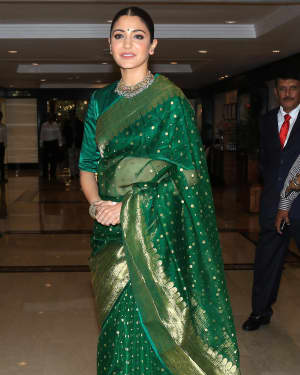 Photos: Anushka Sharma At Priyadarshani Awards At Trident Hotel