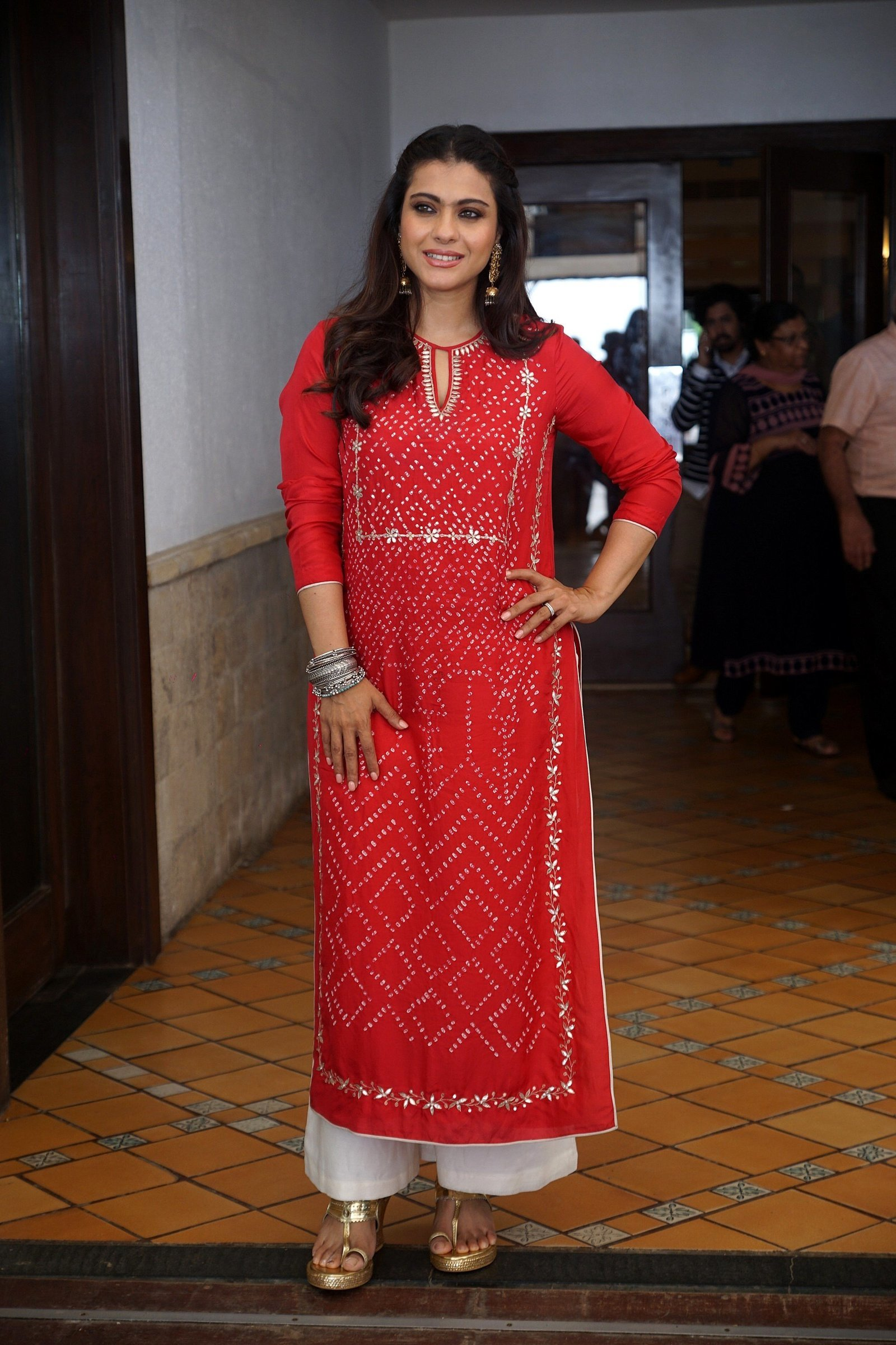 Kajol - Photos : Promotions of film Helicopter Eela at Sun n Sand  | Picture 1598458