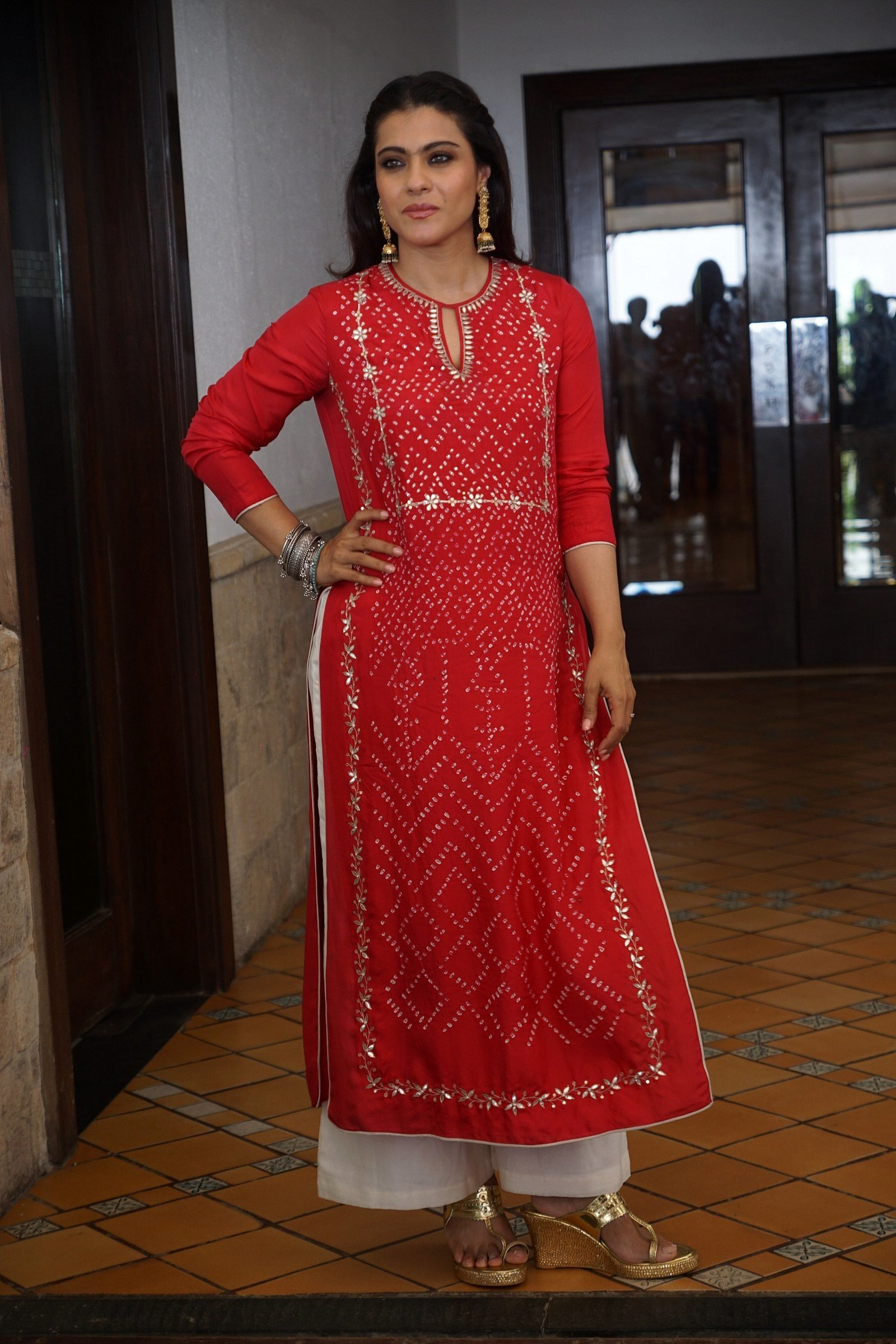 Kajol - Photos : Promotions of film Helicopter Eela at Sun n Sand    Picture 1598454