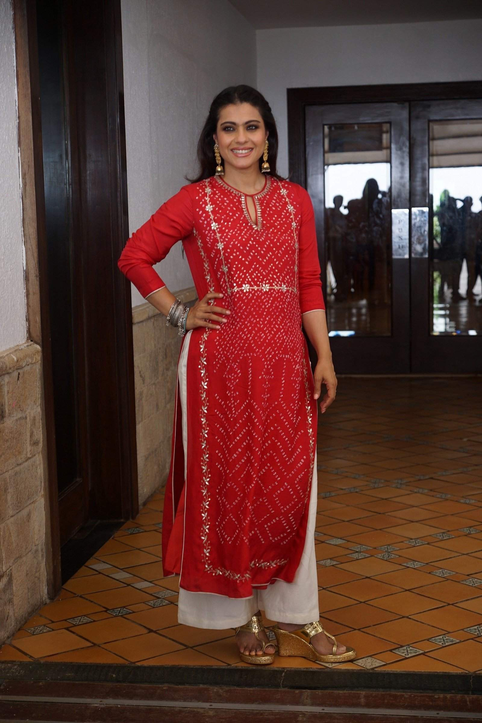 Kajol - Photos : Promotions of film Helicopter Eela at Sun n Sand  | Picture 1598453