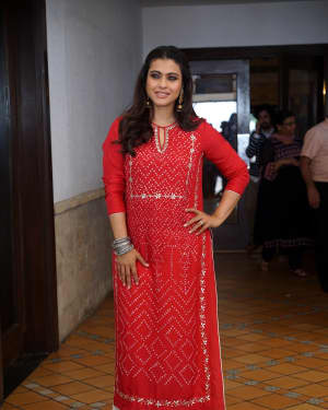 Kajol - Photos : Promotions of film Helicopter Eela at Sun n Sand
