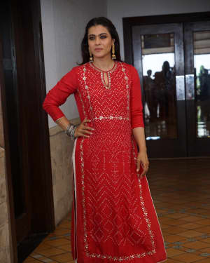 Kajol - Photos : Promotions of film Helicopter Eela at Sun n Sand  | Picture 1598454