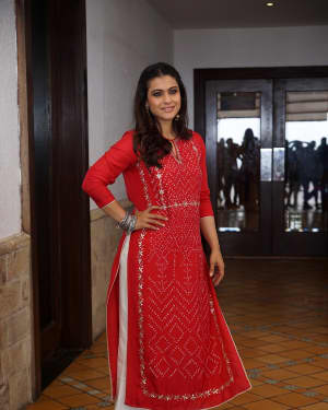 Kajol - Photos : Promotions of film Helicopter Eela at Sun n Sand  | Picture 1598456
