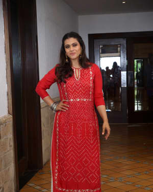 Kajol - Photos : Promotions of film Helicopter Eela at Sun n Sand  | Picture 1598457