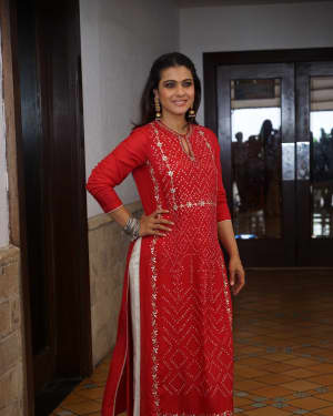 Kajol - Photos : Promotions of film Helicopter Eela at Sun n Sand  | Picture 1598452