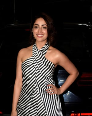 Yami Gautam - Photos: Screening Of Batti Gul Meter Chalu At Sunny Sound