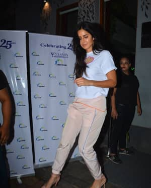 Katrina Kaif - Photos: Yasmin Karachiwala Celebrates 25 years In Fitness Training