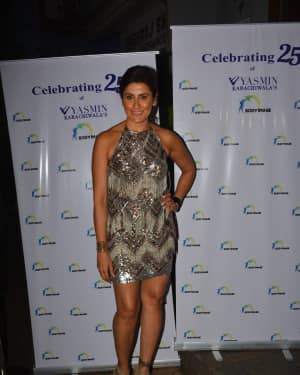 Photos: Yasmin Karachiwala Celebrates 25 years In Fitness Training