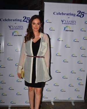Evelyn Sharma - Photos: Yasmin Karachiwala Celebrates 25 years In Fitness Training