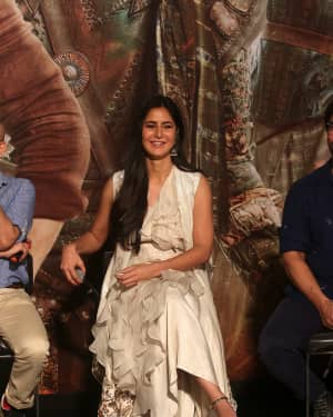 Katrina Kaif - Photos: Trailer launch of film Thugs of Hindustan at Imax Wadala