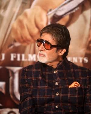 Amitabh Bachchan - Photos: Trailer launch of film Thugs of Hindustan at Imax Wadala