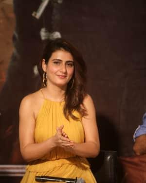 Fatima Sana Shaikh - Photos: Trailer launch of film Thugs of Hindustan at Imax Wadala