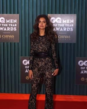Esha Gupta - Photos: GQ Men Of The Year Awards & Red Carpet 2018