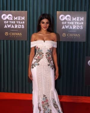 Nidhhi Agerwal - Photos: GQ Men Of The Year Awards & Red Carpet 2018